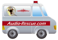 Audio-Rescue Rescue Van
